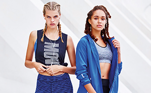 PRIMARK <br> WORKOUT '17 WOMAN